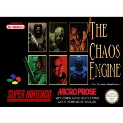 Foto van The Chaos Engine SNES