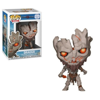 Foto van Pop! Games: God Of War - Draugr FUNKO