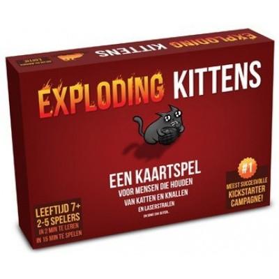 Exploding Kittens BORDSPELLEN