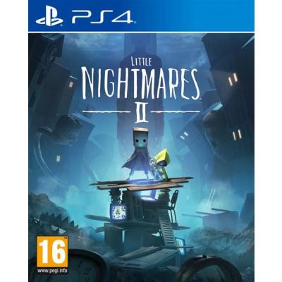 Foto van Little Nightmares II PS4