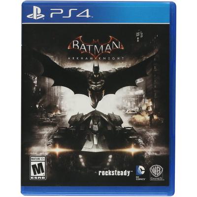Foto van Batman Arkham Knight (Import) PS4