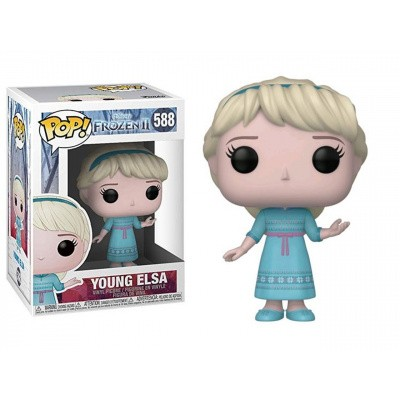 Pop! Disney: Frozen II - Young Elsa FUNKO