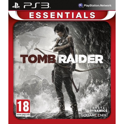 Foto van Tomb Raider (Essentials) PS3