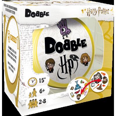 Foto van Dobble Harry Potter NL BORDSPELLEN