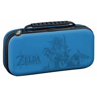 Big Ben, Official Zelda Travel Case (Blauw) Nintendo Switch