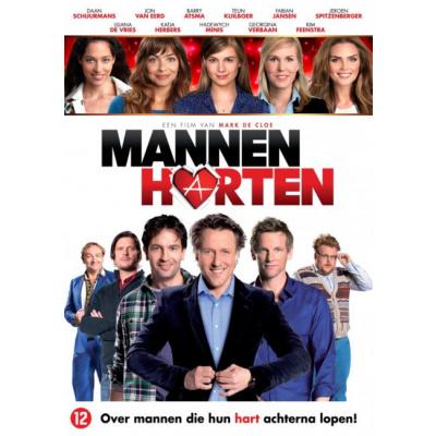 Foto van Mannenharten DVD