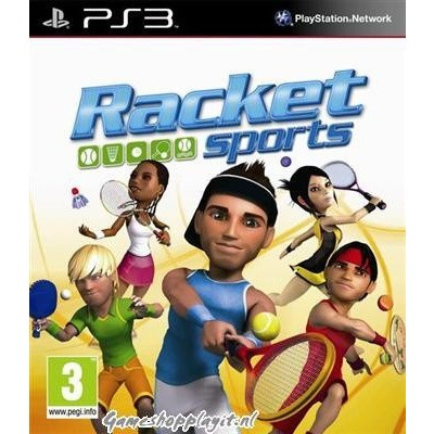 Racket Sports Move PS3