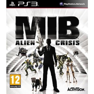 Mib Alien Crisis PS3