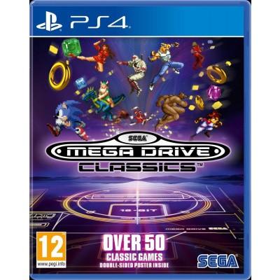 Foto van Sega Mega Drive Classics PS4