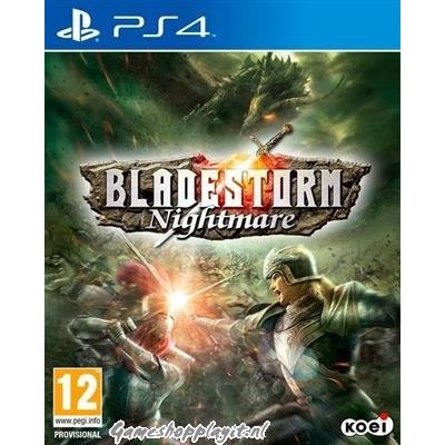 Foto van Bladestorm Nightmare PS4