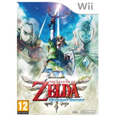 Foto van The Legend Of Zelda Skyward Sword Wii