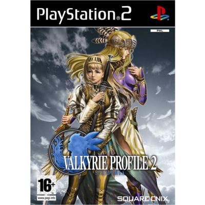 Valkyrie Profile 2: Silmeria PS2