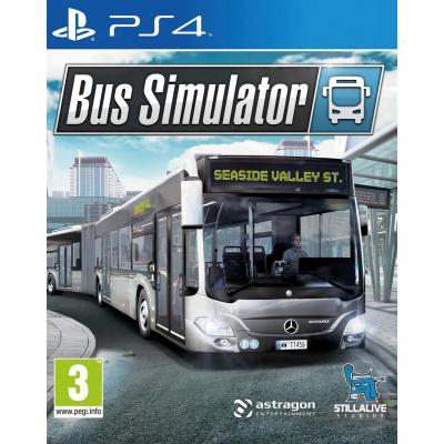 Foto van Bus Simulator PS4 (Duits)
