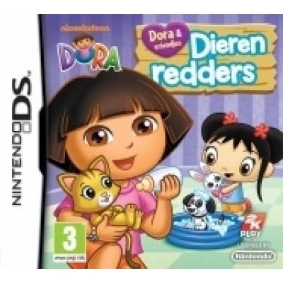 Foto van Dora & Vriendjes: Dierenredders (Losse Game) NDS