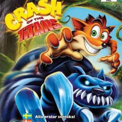 Foto van Crash Of The Titans PS2