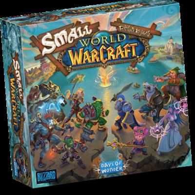 Small World Of Warcraft BORDSPELLEN