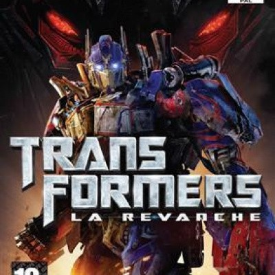 Transformers Revenge Of The Fallen PS2