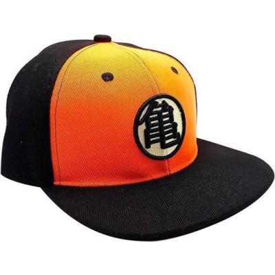 Dragon Ball Z - Kame Black & Orange Snapback MERCHANDISE