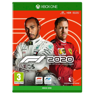 Foto van F1 2020 (Import) XBOX ONE