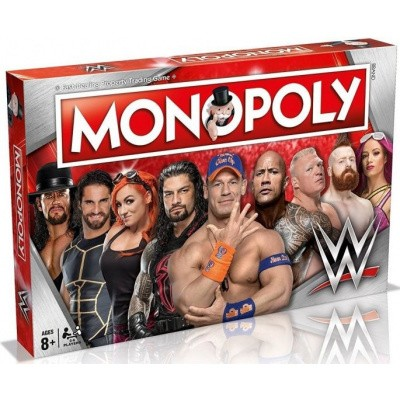 Foto van Monopoly WWE Edition (World Wrestling Entertainment)