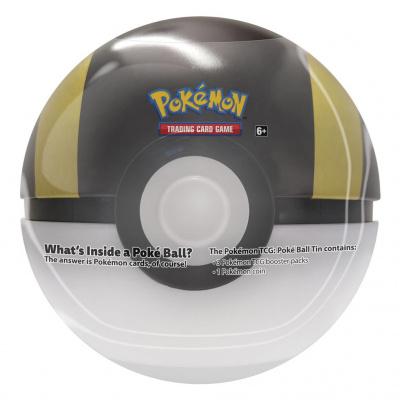 TCG Pokémon Pokéball March Tin - Ultra Ball POKEMON