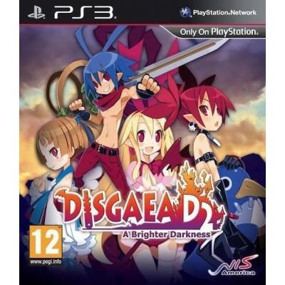 Disgaea Dimension 2: A Brighter Darkness PS3