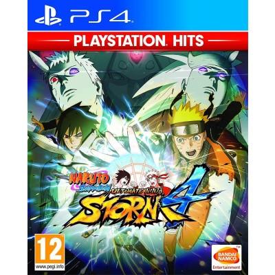 Foto van Naruto Shippuden: Ultimate Ninja Storm 4 PS4