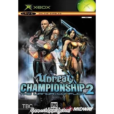 Unreal Championship 2, The Liandri XBOX