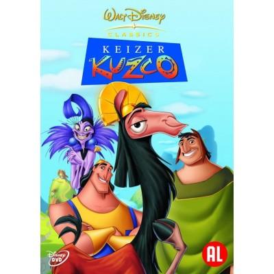 Foto van Keizer Kuzco DVD