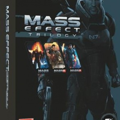 Foto van Mass Effect Trilogy PC