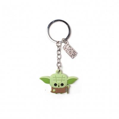 Foto van Star Wars - Yoda Rubber Keychain