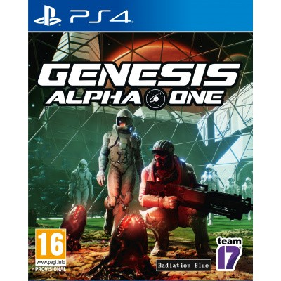 Foto van Genesis Alpha One PS4