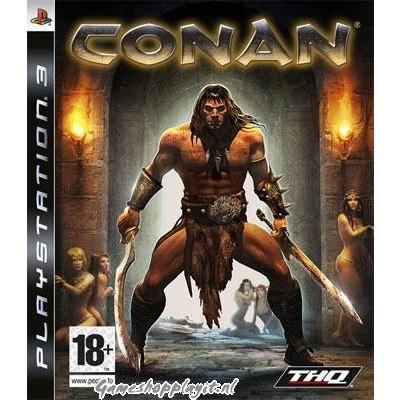 Foto van Conan PS3