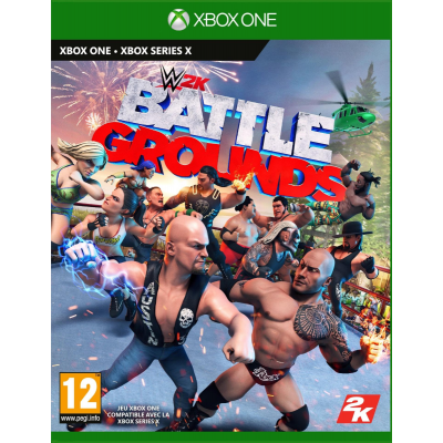 Foto van WWE 2K Battlegrounds XBOX ONE