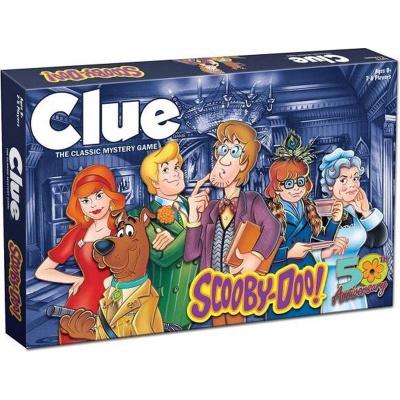 Cluedo Scooby-Doo BORDSPELLEN