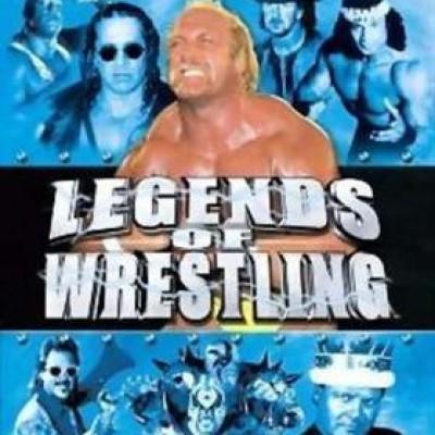 Legends Of Wrestling Nintendo GameCube