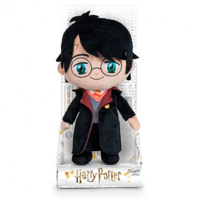 Foto van Harry Potter - Harry Potter pluche in box 20 cm PLUCHE