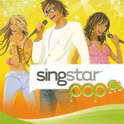 Foto van Singstar Pop