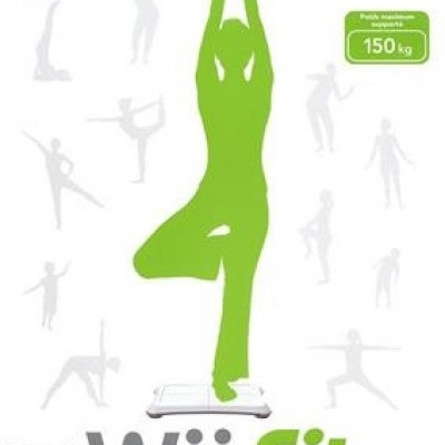 Wii Fit (Losse Game) WII