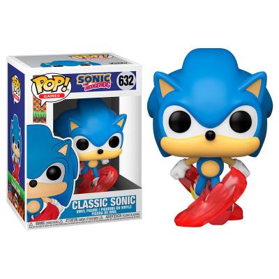 Pop! Games: Sonic 30th Anniversary - Sonic Running FUNKO