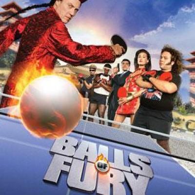 Balls Of Fury WII