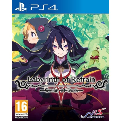 Foto van Labyrinth of Refrain: Coven of Dusk PS4