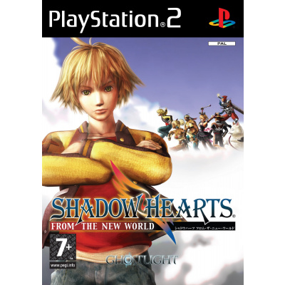 Shadow Hearts: From The New World PS2
