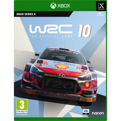 Foto van WRC 10 XBOX SERIES X