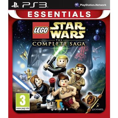 Foto van Lego Star Wars The Complete Saga (Essentials) PS3
