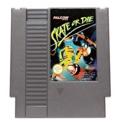 Foto van Skate Or Die (Cartridge Only) NES
