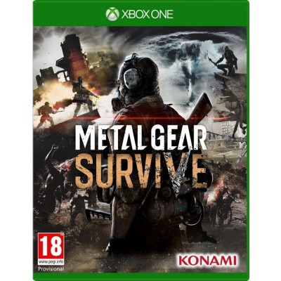 Foto van Metal Gear Survive XBOX ONE