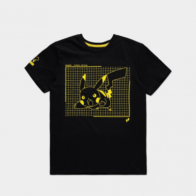 Pokémon - Attacking Pika - Men's T-shirt - L