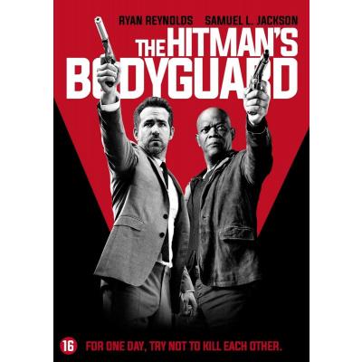 Foto van The Hitman's Bodyguard DVD