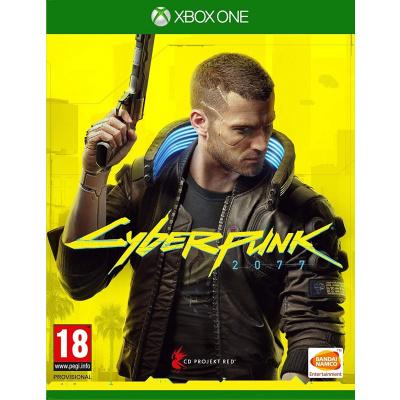 Foto van Cyberpunk 2077 Day One Edition XBOX ONE